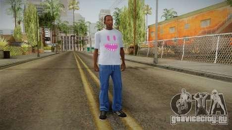 GTA 5 Special T-Shirt v10 для GTA San Andreas третий скриншот
