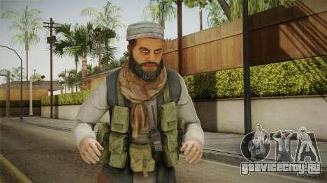 Medal Of Honor 2010 Taliban Skin v7 для GTA San Andreas