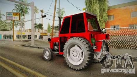 IMT 539 Deluxe для GTA San Andreas вид слева