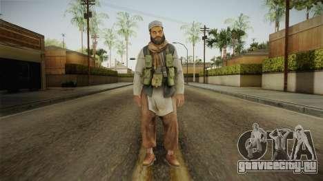 Medal Of Honor 2010 Taliban Skin v7 для GTA San Andreas второй скриншот