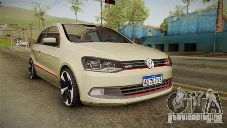 Volkswagen Golf VII GTI для GTA San Andreas