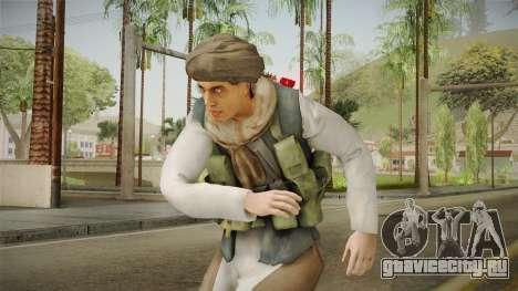 Medal Of Honor 2010 Taliban Skin v4 для GTA San Andreas