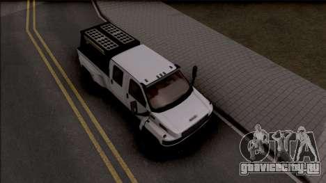 GMC Topkick C4500 Off-Road для GTA San Andreas вид справа