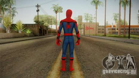 Marvel Heroes Omega - Suit Tecnology для GTA San Andreas