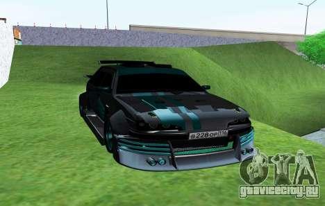 ВАЗ 2114 GTR SLS AMG для GTA San Andreas