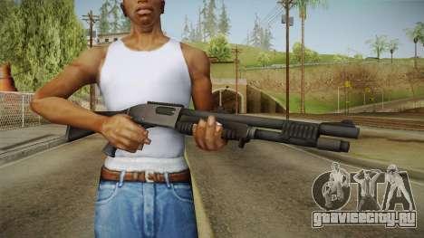 Mirror Edge Remington M870 для GTA San Andreas третий скриншот