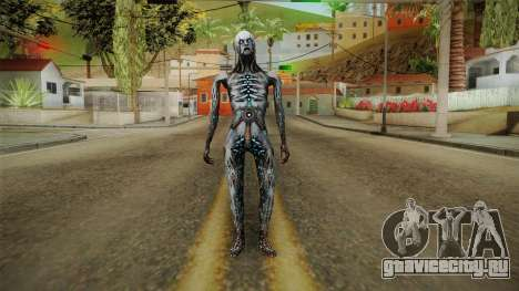 Mass Effect 3 Husk для GTA San Andreas второй скриншот