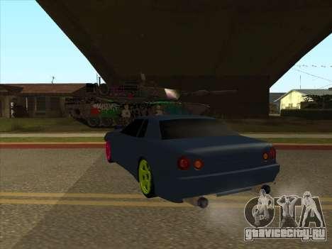 R_NewElegy для GTA San Andreas