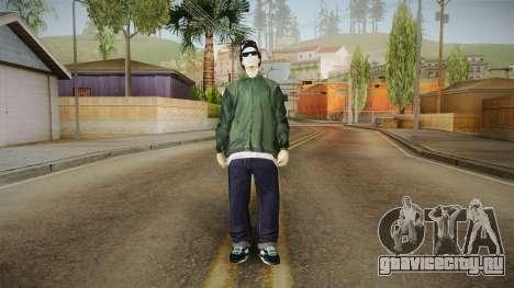 New Ryder v2 для GTA San Andreas