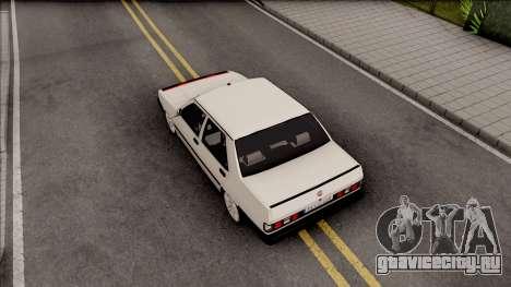 Tofas Sahin 2000 Model для GTA San Andreas вид сзади