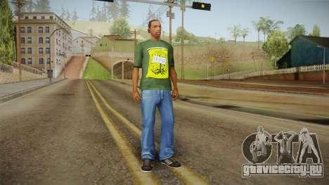Dedsec T-Shirt для GTA San Andreas третий скриншот