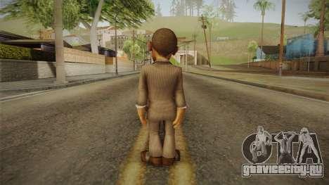 Barack Obama DD Skin для GTA San Andreas третий скриншот