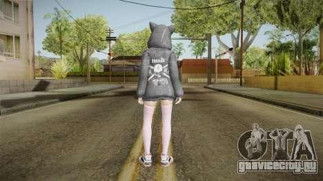 New Fam2 Skin для GTA San Andreas