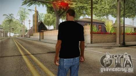 GTA 5 Special T-Shirt v7 для GTA San Andreas второй скриншот