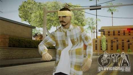 New Vagos Skin v7 для GTA San Andreas