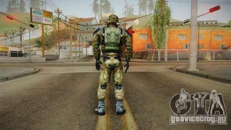 Скин Свободовца v6 для GTA San Andreas третий скриншот