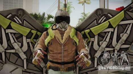 Marvel Heroes Omega- Vulture v3 для GTA San Andreas