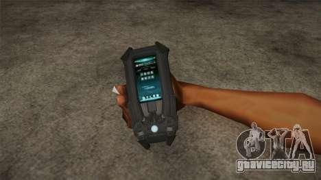 Batman: Arkham Knight - BatPhone для GTA San Andreas