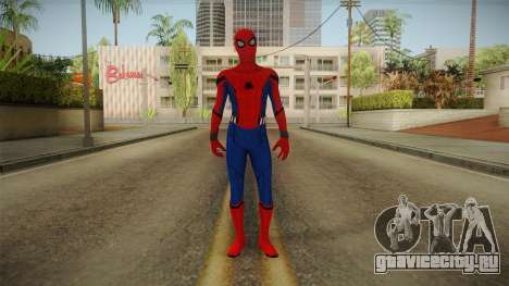 Spider-Man Homecoming VR для GTA San Andreas второй скриншот