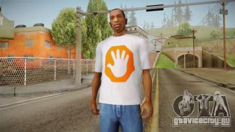 GTA 5 Special T-Shirt v4 для GTA San Andreas