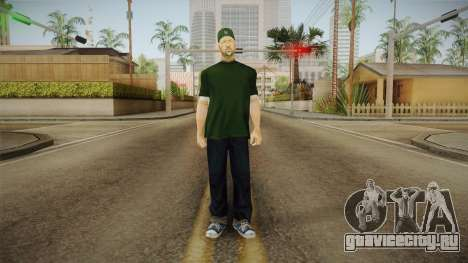 New Sweet для GTA San Andreas второй скриншот