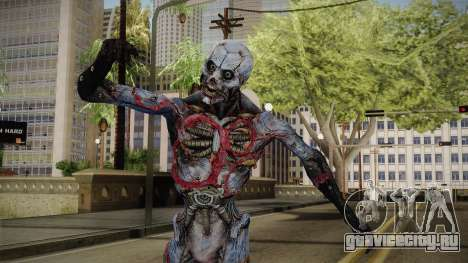 Mass Effect 3 Husk Gore для GTA San Andreas