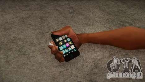 Watch Dogs SmartPhone для GTA San Andreas