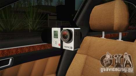 Mercedes-Benz E250 Noyan для GTA San Andreas вид сбоку