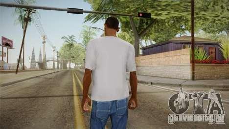GTA 5 Special T-Shirt v4 для GTA San Andreas второй скриншот