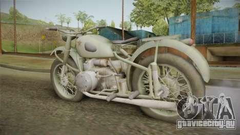Classic Bullet для GTA San Andreas вид слева