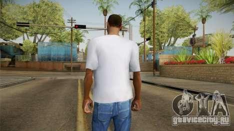 GTA 5 Special T-Shirt v11 для GTA San Andreas второй скриншот