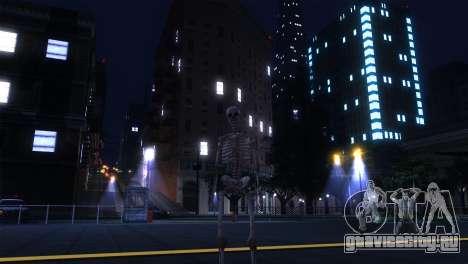 ENB LOW SPEC для GTA San Andreas пятый скриншот