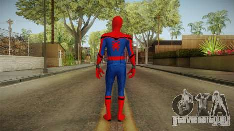 Spider-Man Homecoming VR для GTA San Andreas третий скриншот