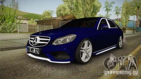 Mercedes-Benz E250 Noyan для GTA San Andreas