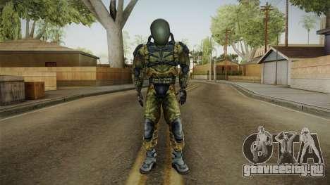 Скин Свободовца v6 для GTA San Andreas второй скриншот