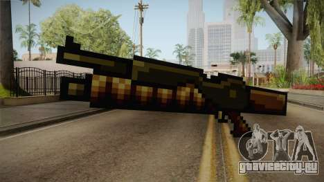Metal Slug Weapon 11 для GTA San Andreas второй скриншот