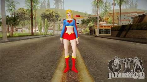 DC Universe - Supergirl для GTA San Andreas второй скриншот