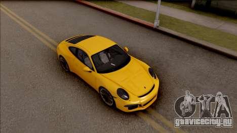 Porsche 911 R для GTA San Andreas вид справа
