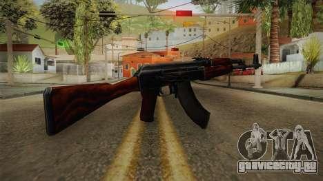 CS: GO AK-47 Vanilla Skin для GTA San Andreas второй скриншот