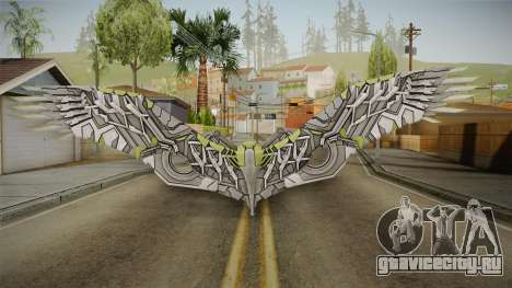 Marvel Heroes Omega- Vulture v1 для GTA San Andreas второй скриншот