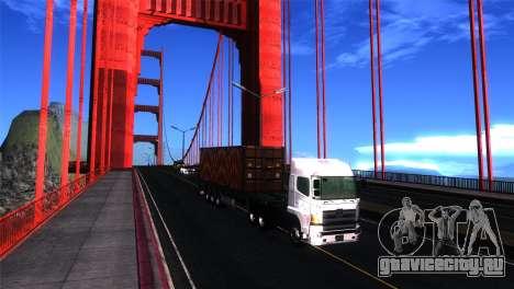 ENB LOW SPEC для GTA San Andreas
