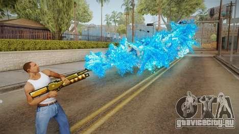 Metal Slug Weapon 11 для GTA San Andreas
