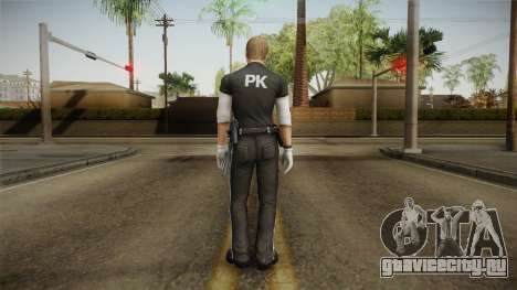 Mirror Edge Cop Patrol v2 для GTA San Andreas третий скриншот
