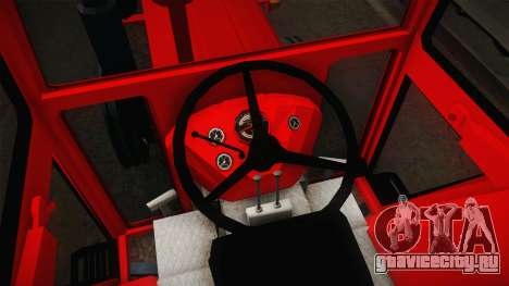 IMT 539 Deluxe для GTA San Andreas вид изнутри