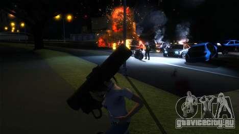 ENB LOW SPEC для GTA San Andreas третий скриншот