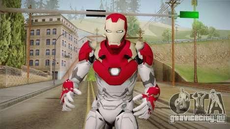 Marvel Heroes Omega - Iron Man MK47 для GTA San Andreas