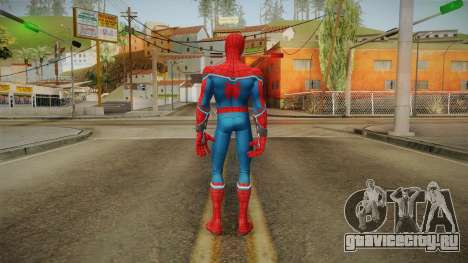 Marvel Contest Of Champions - Spider-Man для GTA San Andreas третий скриншот