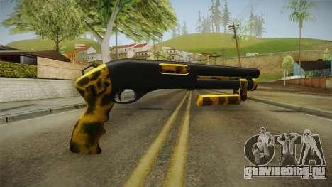 Leopard Shotgun для GTA San Andreas второй скриншот