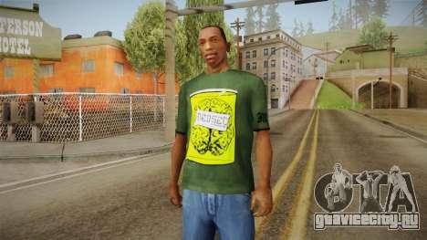 Dedsec T-Shirt для GTA San Andreas