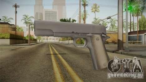 Mirror Edge Colt M1911 v2 для GTA San Andreas